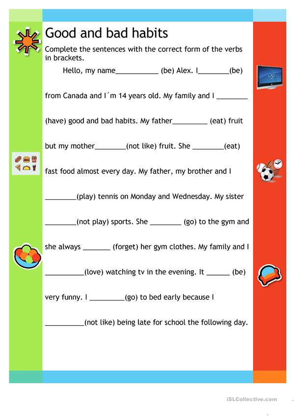 English ESL worksheets, activities for distance learning ...