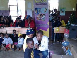 Volunteer Teachers needed for a rural village in the Eastern Cape of South Africa