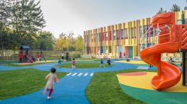 Home Teacher International kindergarten Beijing